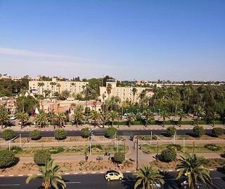 location appartement marrakech