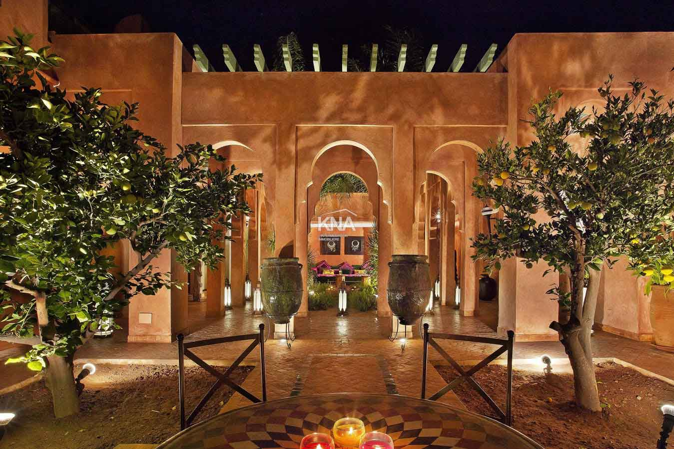 Appartement Marrakech location